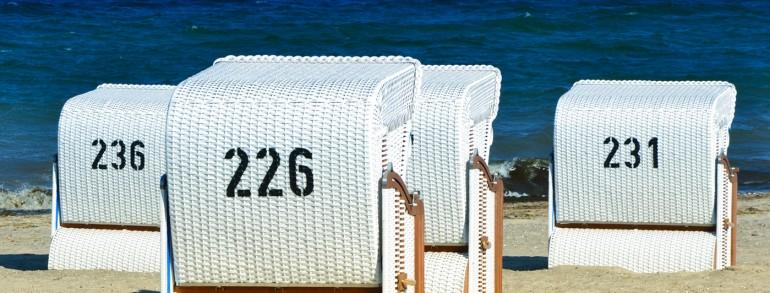 Strandkorb in Sierksdorf anmieten