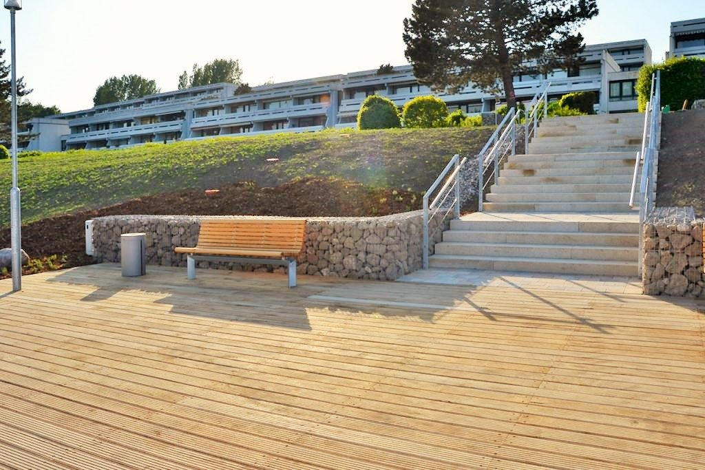 1. Terrassenhausreihe Promenade